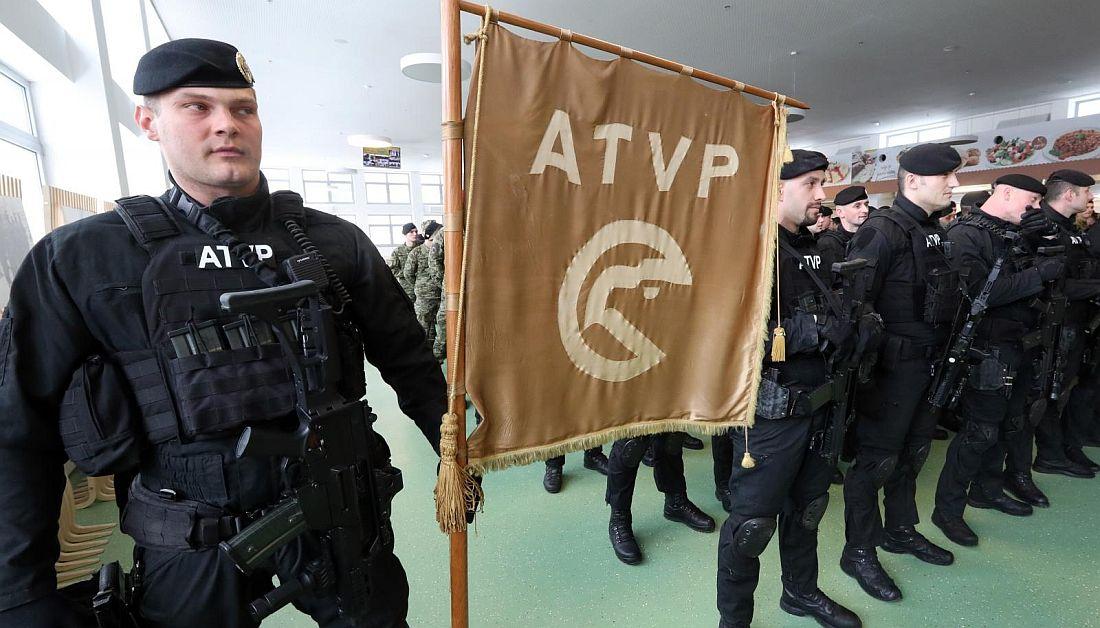 Obilježena 25. obljetnica osnivanja Antiterorističke vojne policije Oružanih snaga RH