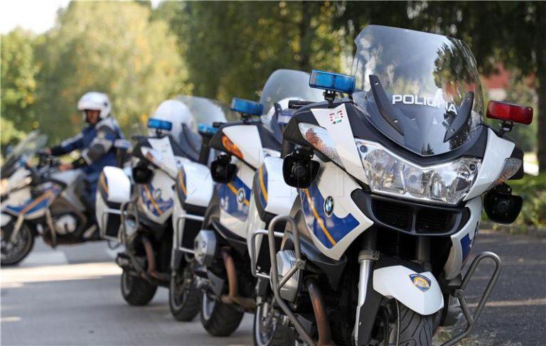 Policijska intervencija u Zagrebu