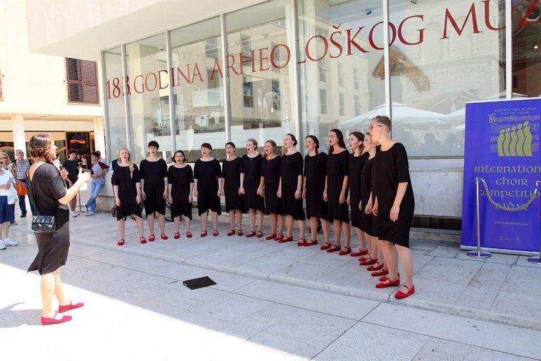 11. Međunarodnog natjecanja pjevačkih zborova Zadar