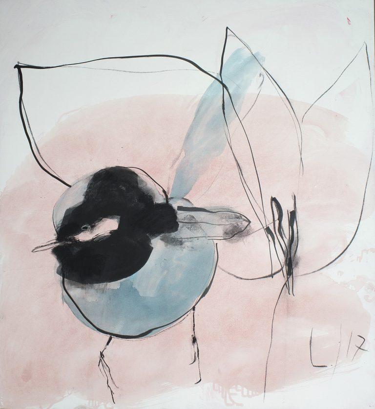 Izložba Željka Lesara inspirirana japanskim crtežom