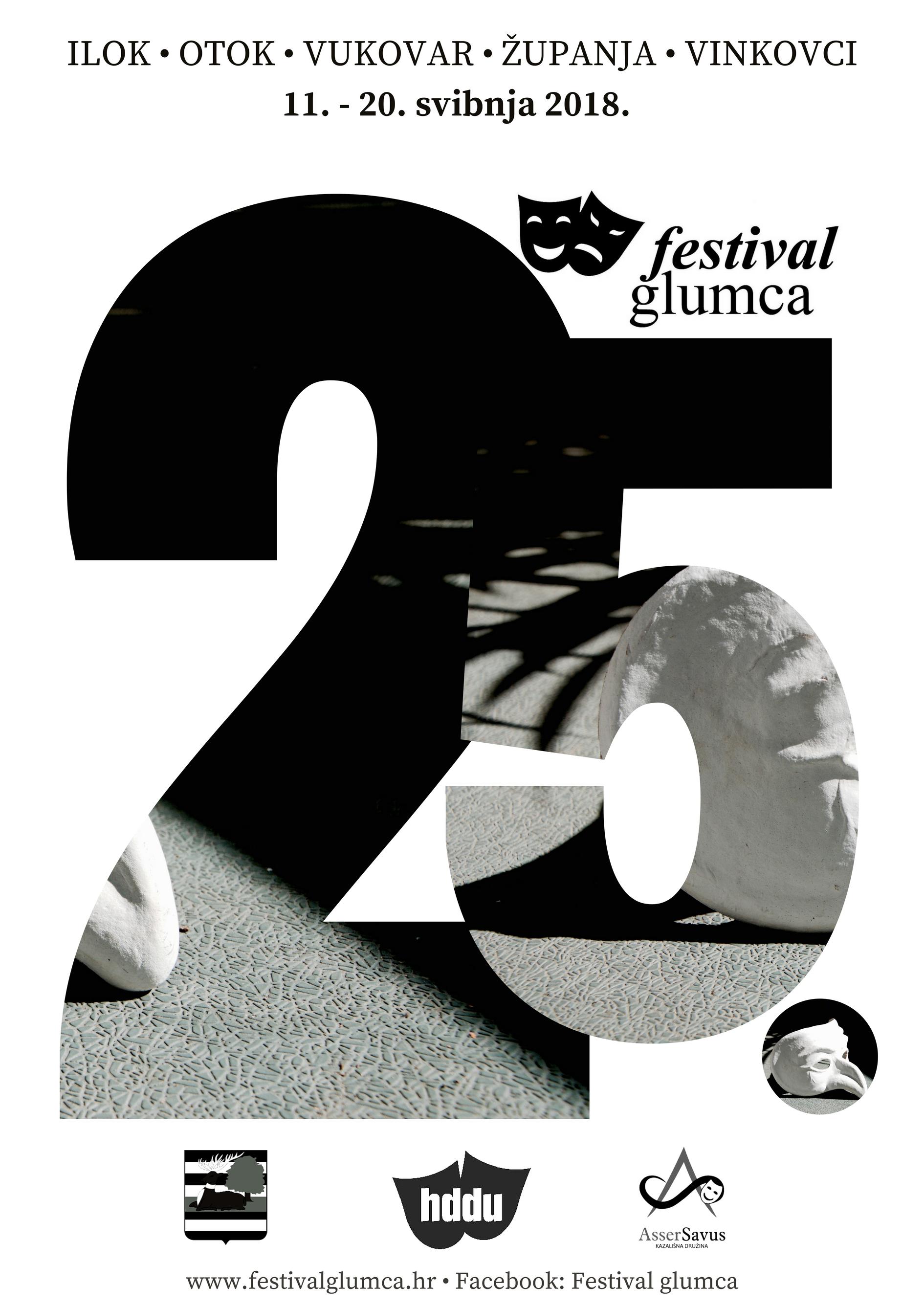 Izabrane predstave za 25. festival glumca