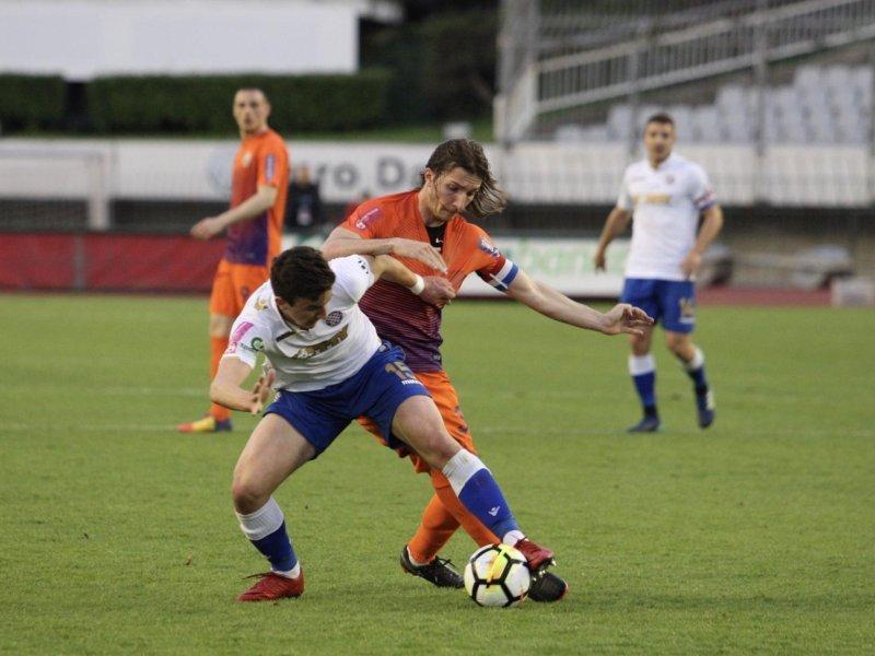 Lokosima poništen čisti gol protiv Hajduka