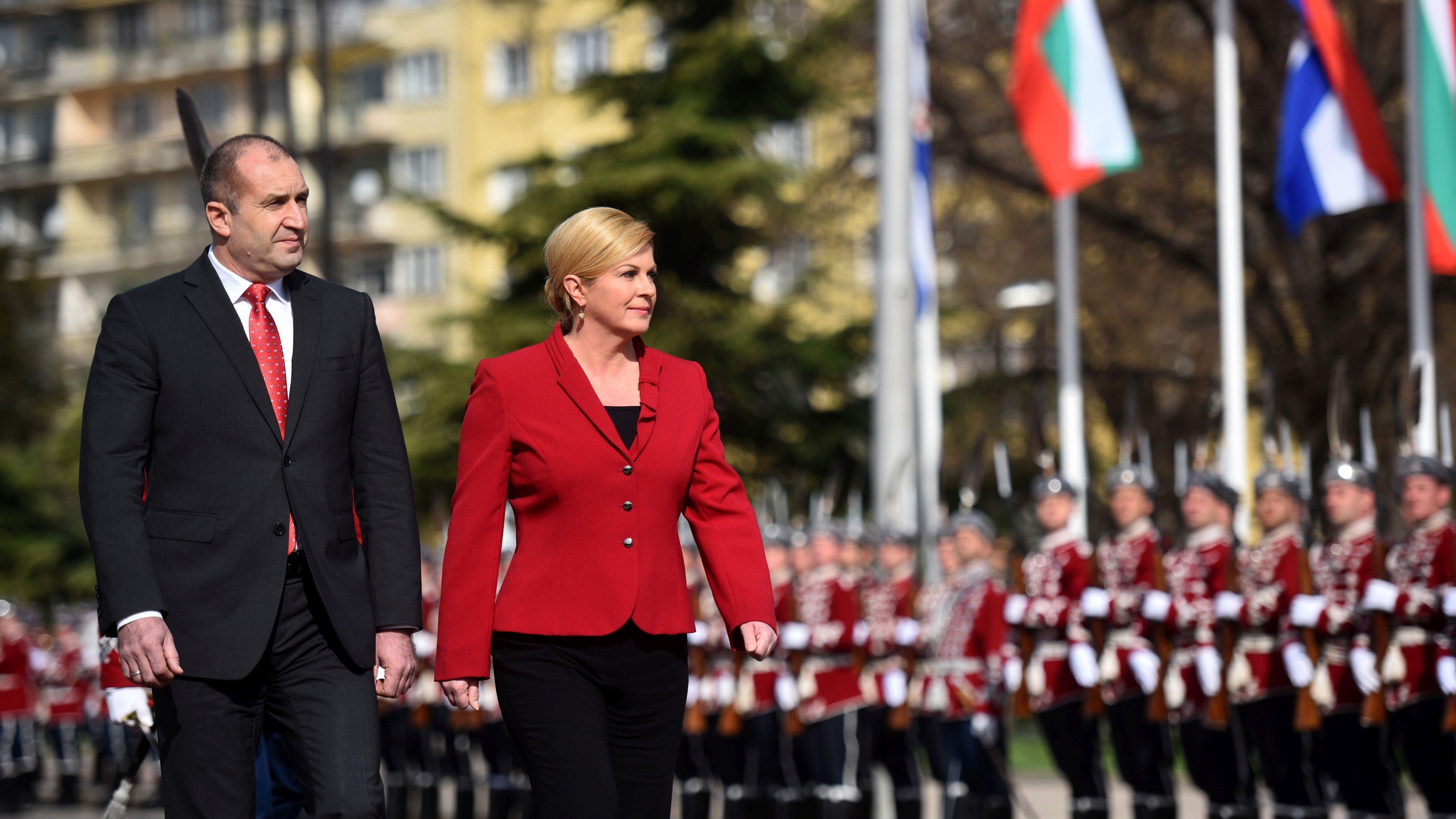 Predsjednica u službenom posjetu Republici Bugarskoj