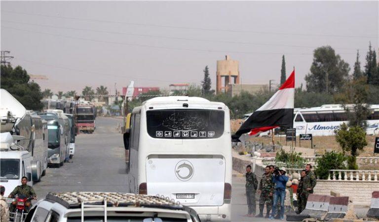 Sirijski pobunjenici optužuju vladu za smrtonosni kemijski napad u Dumi
