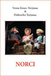 Najava predstavljanja knjige suvremenih kajkavskih igrokaza NORCI Vesne Kosec-Torjanac i Dubravka Torjanca