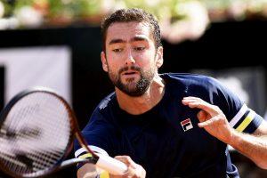 ATP Rim: Čilić protiv Zvereva u polufinalu