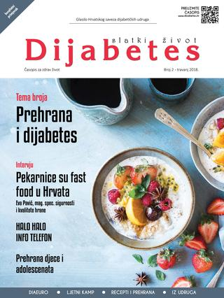 Prelistajte časopis Dijabetes, 2-2018