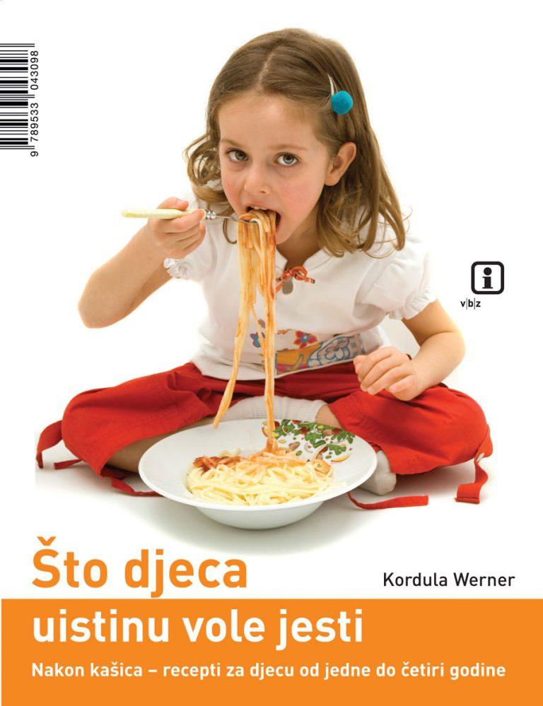 Kordula Werner: Što djeca uistinu vole jesti