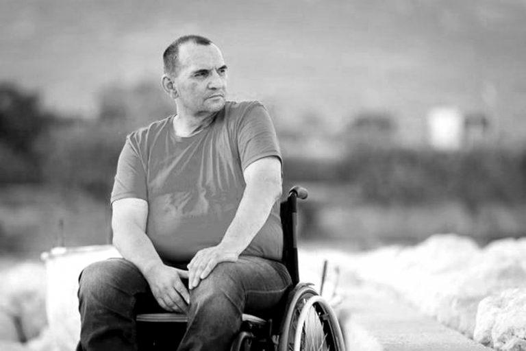 """Najava predstavljanja knjige """"Pogled iz kolica"""" Ante Raosa"""