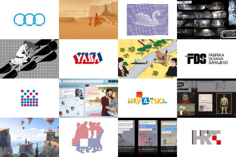 """Izložbe """"Boris Ljubičić – Jednina množine"""" i """"Politika emocija – Dizajn indie videoigara"""" u Varaždinu"""