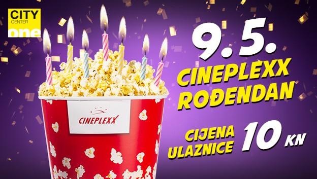 Cineplexx slavi 7. rođendan – Ulaznice za samo 10 kn