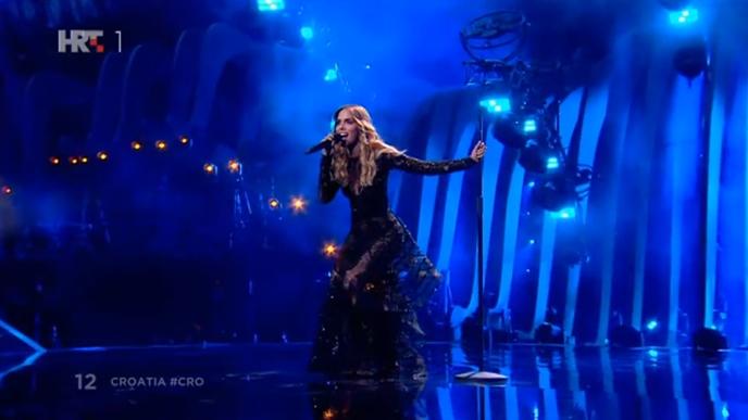 Franka nije uspjela u finale 63. Eurosonga u Lisabonu