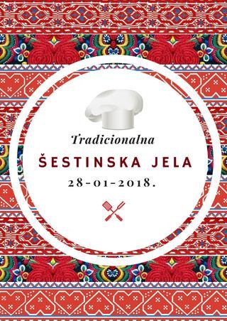 Tradicionalna ŠESTINSKA JELA / Prelistajte!