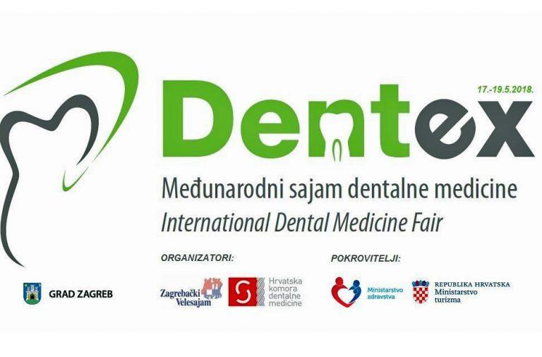 """""""Dentex""""- Međunarodni sajam dentalne medicine, od 17. do 19. svibnja"""