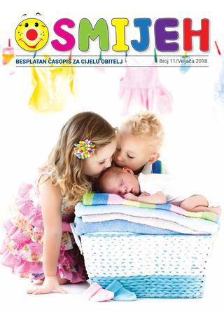 OSMIJEH – prelistajte časopis namijenjen mamama i cijeloj obitelji