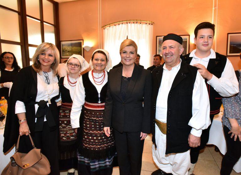 Predsjednica sudjelovala na svečanoj sjednici Županijske skupštine Ličko-senjske županije