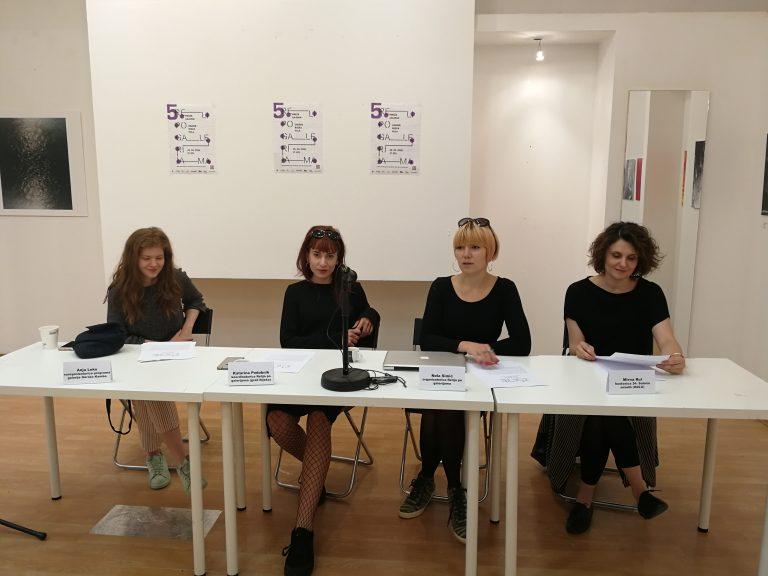 Zagreb, Rijeka, Pula – 5. Reli po galerijama, 25. svibnja