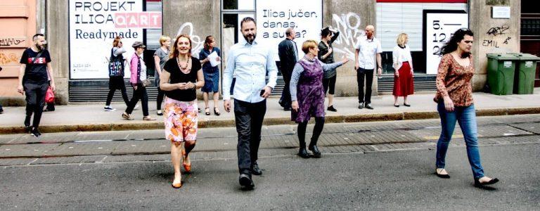 Projekt Ilica Q'ART dovodi umjetnost u središte grada