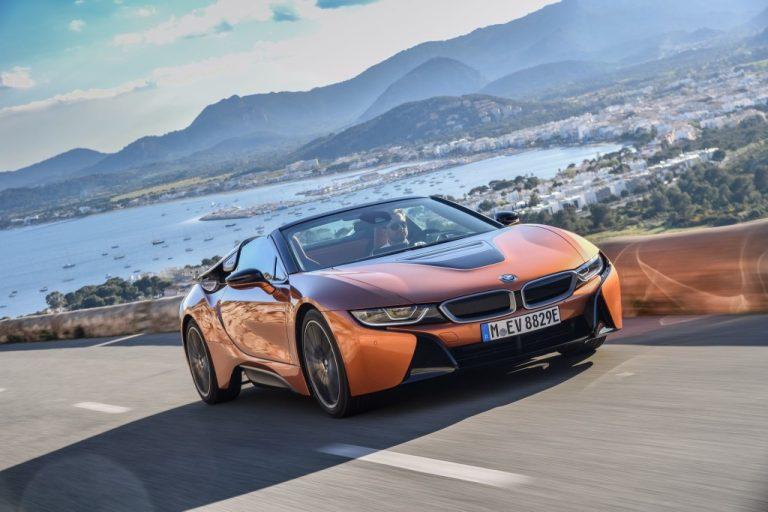 Najnovija verzijia BMW i8