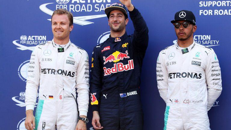 F1: Riccirado pobjednik Monte Carla