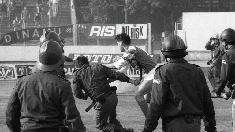 Godišnjica neodigrane utakmice Dinama i Crvene zvezde