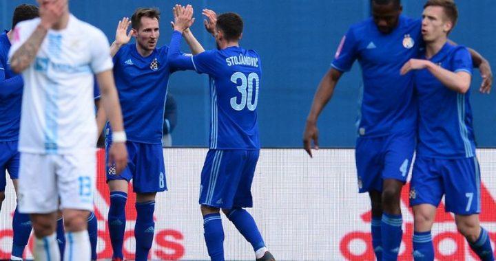 Dinamo prvak, Hajduk i Rijeka neriješeno