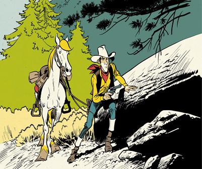 STRIP – Izložba strip crtača Matthieua Bonhommea u Francuskom institutu