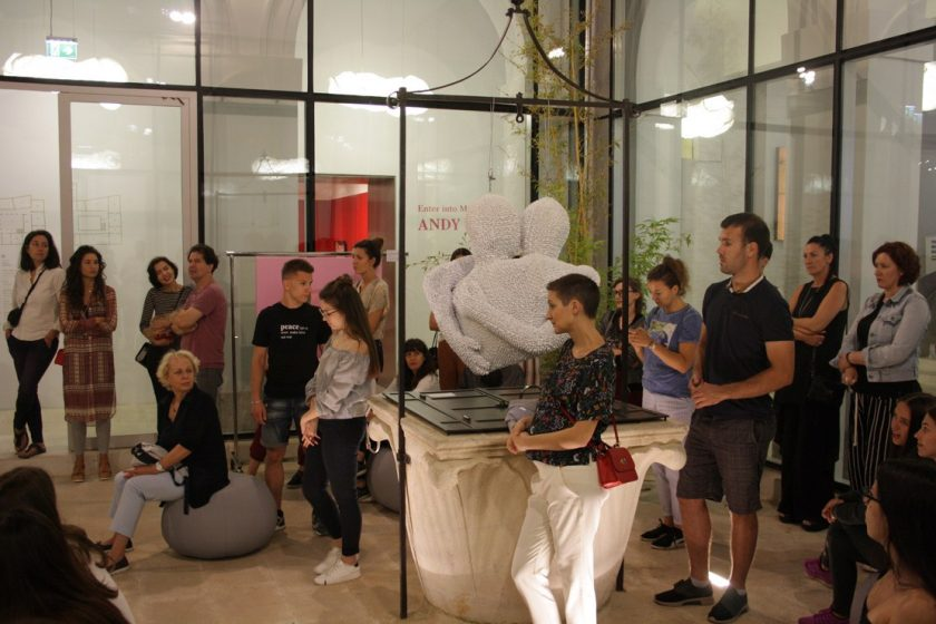 Prvo predstavljanje mladih kreativaca  pod nazivom 15 Minutes of Fame