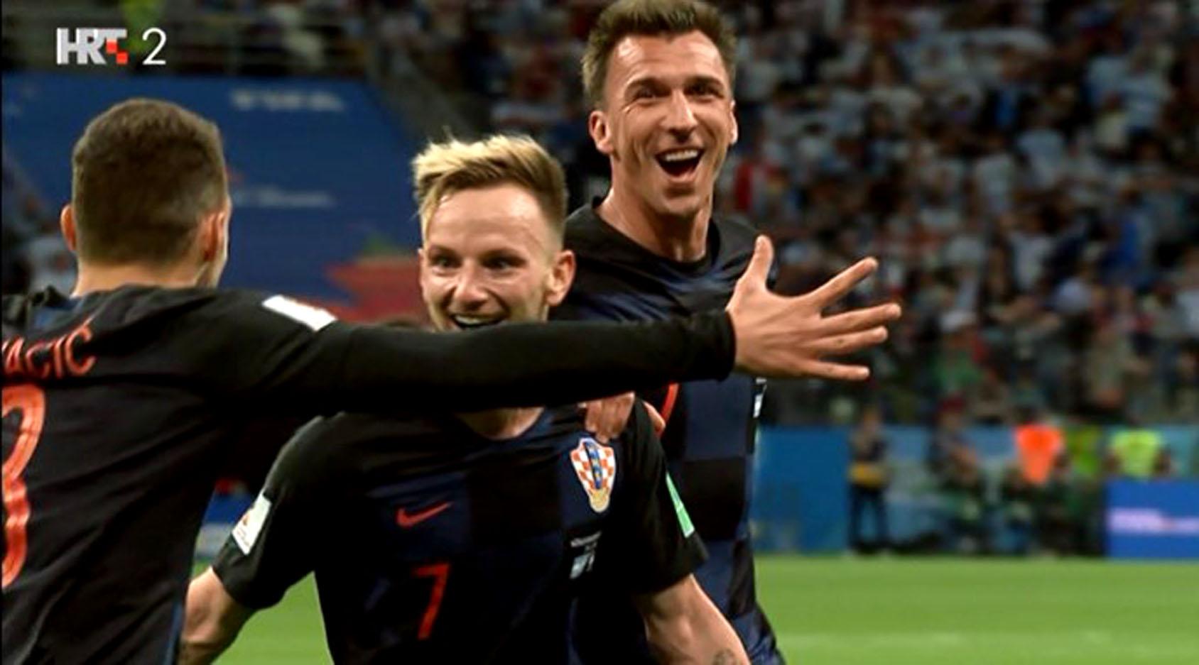 SP Rusija: Argentina – Hrvatska 0-3; Hrvatska u osmini finala