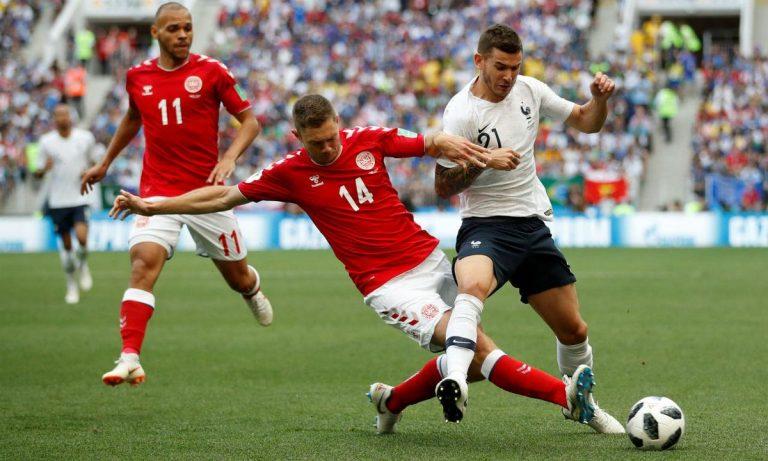 SP Rusija: Danska – Francuska 0-0