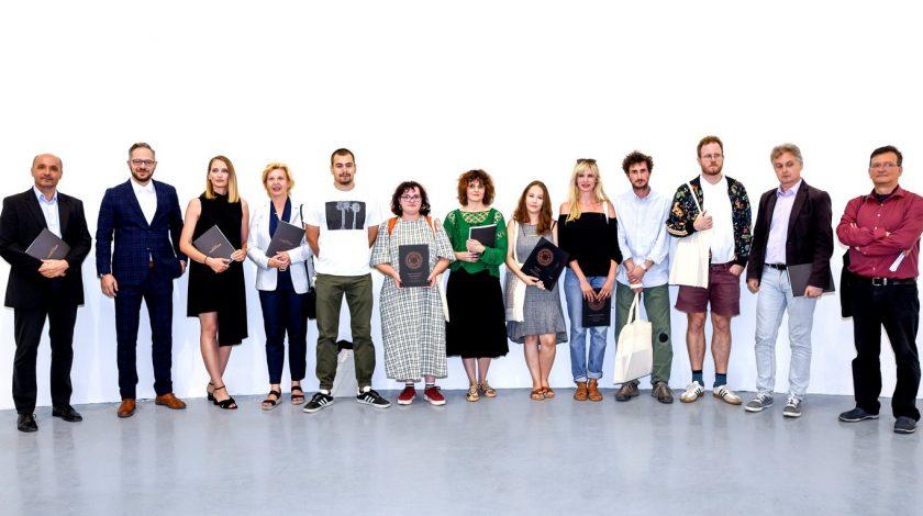 Dodijeljene nagrade 34. Salona mladih / Foto!