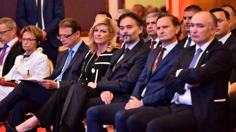 "Predsjednica sudjelovala na konferenciji ""Hrvatska kakvu želimo"""