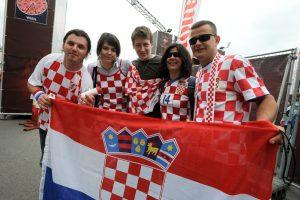 Hrvatsku reprezentaciju bodrit će preko 22.000 navijača iz Beča