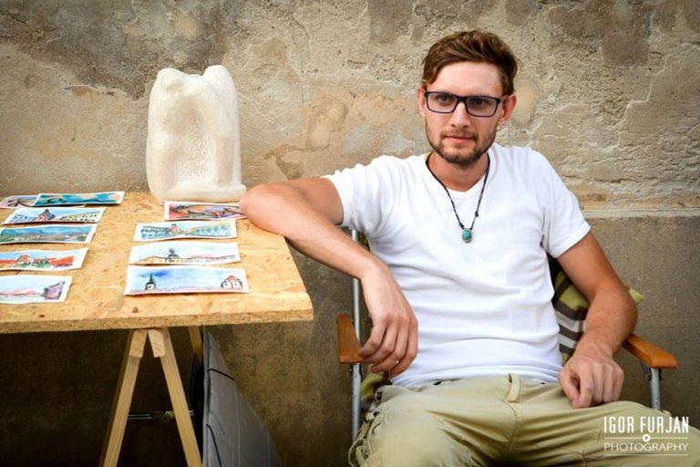 Razgovor u povodu – akademski kipar Ivan Mladenović