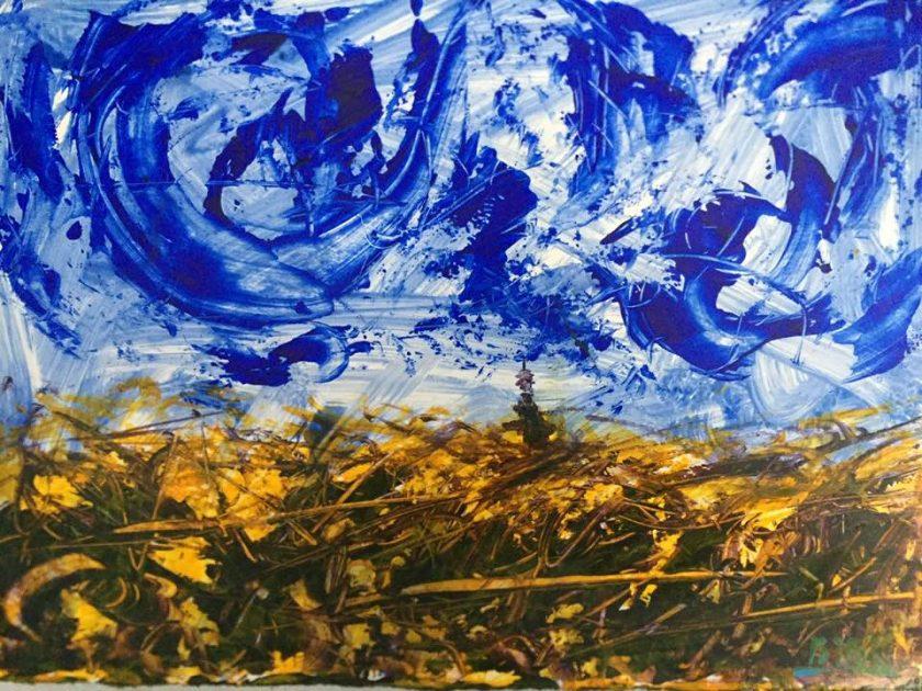 Izložba Gorana Petrača u Minhenu, u organizaciji Generalnog konzulata RH