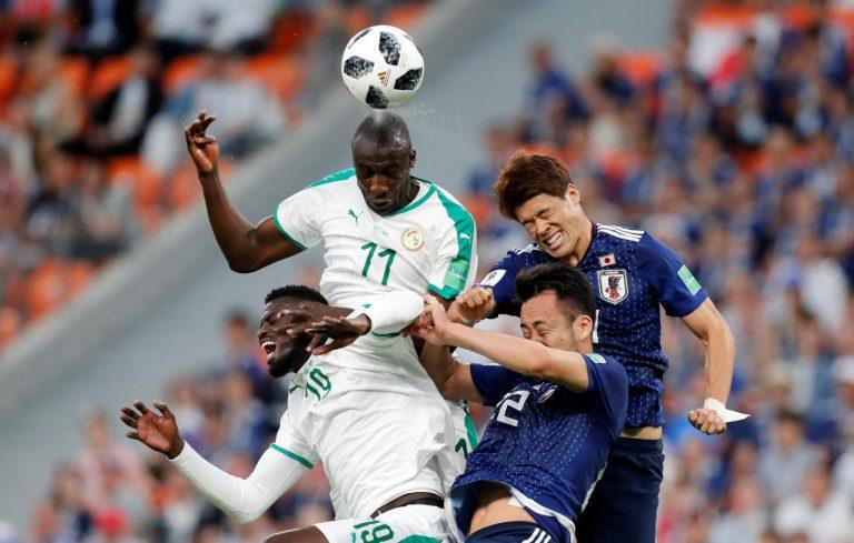 SP Rusija: Japan – Senegal 2-2