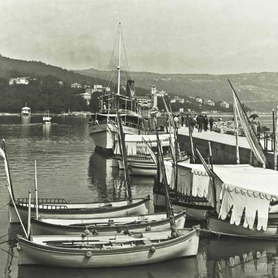 "Otvorena izložba ""Slikopisi Jadranske obale fotografa Karla Kasera"""