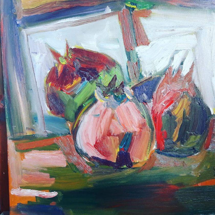 Svježina motiva dubrovačkog slikara Mara Kriste
