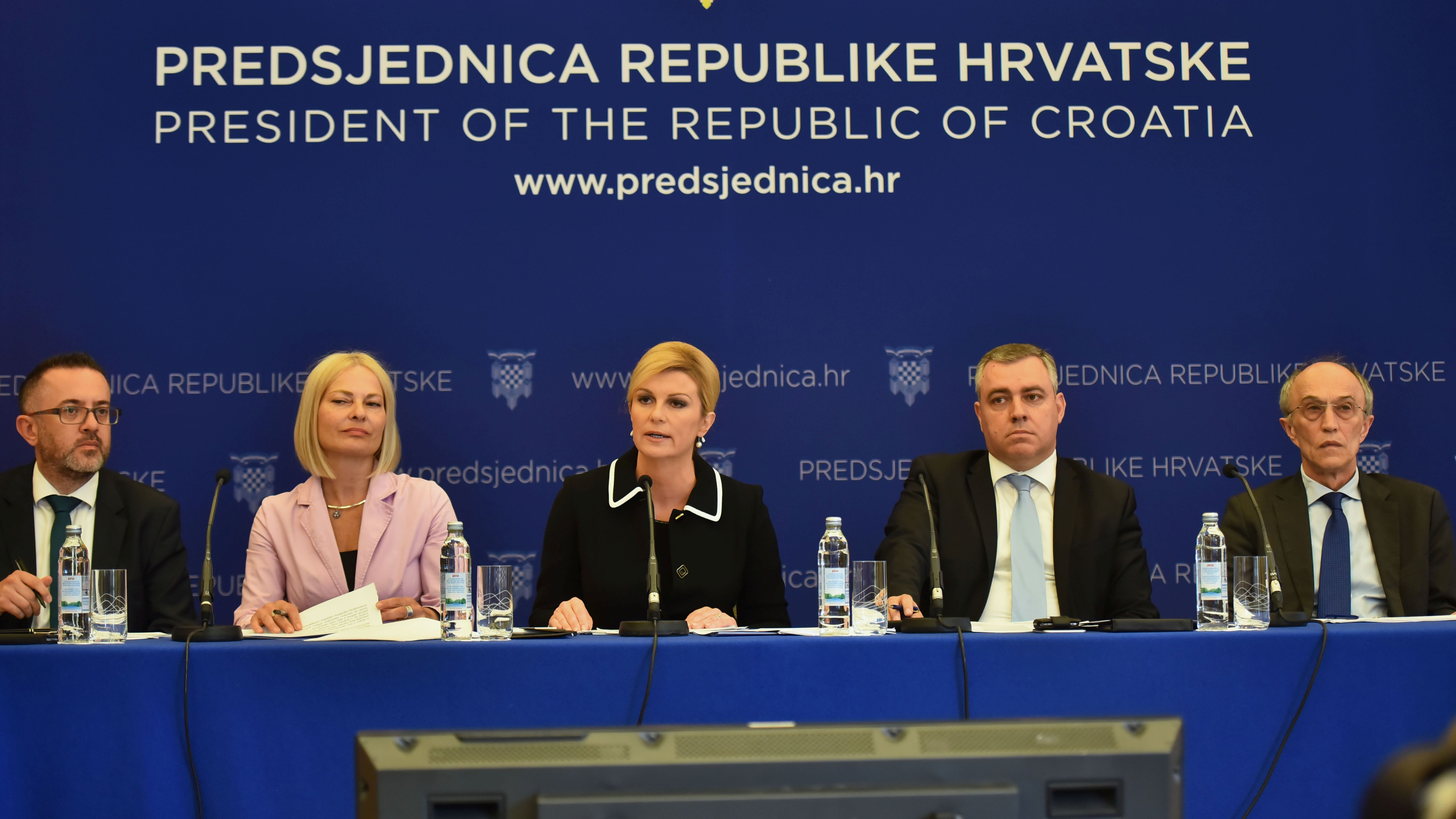 Predsjednica predstavila Prijedlog mjera populacijske politike