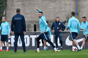 SP Rusija: Hrvatski nogometaši odradili otvoreni trening