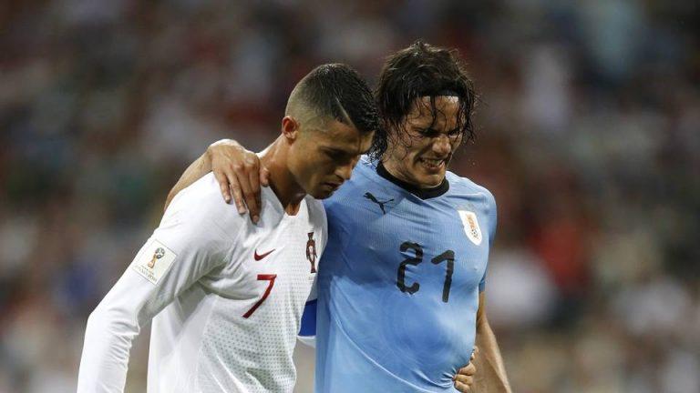 SP Rusija: Urugvaj – Portugal 2-1