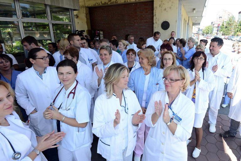 Liječnici koncesionari u bijelom štrajku do daljnjega