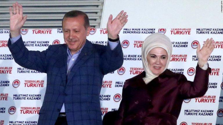 Erdogan proglasio pobjedu na predsjedničkim izborima