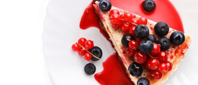 Kako pripremiti voćni preljev za slastice