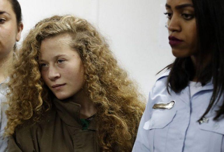 Palestinska tinejdžerica, simbol otpora, puštena iz zatvora