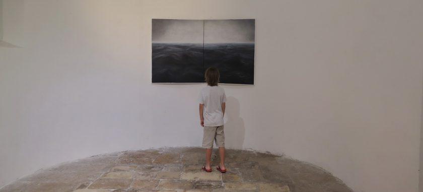 Otvorena izložba Andree Musa u Galeriji svetog Krševana / Foto