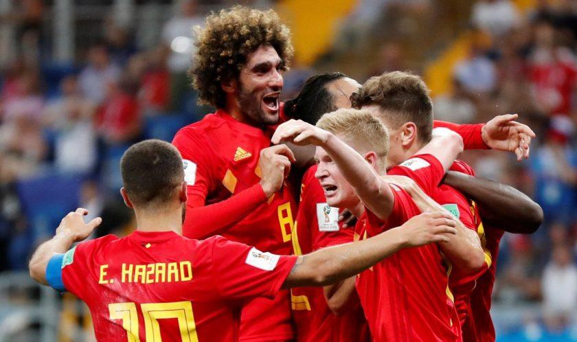SP Rusija: Nakon zaostatka 0-2 Belgija dobila Japan golom u sudaćkoj nadoknadi