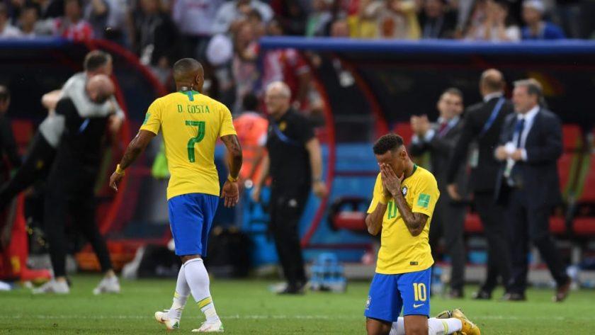Belgija preko Brazila ušla u polufinale