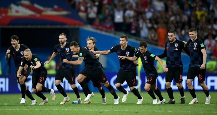 Hrvatska ponovno u polufinalu Svjetskog prvenstva. Bravo Vatreni!