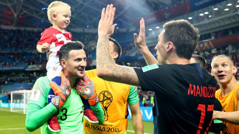 Danijel Subašić: Ponosan sam i sretan